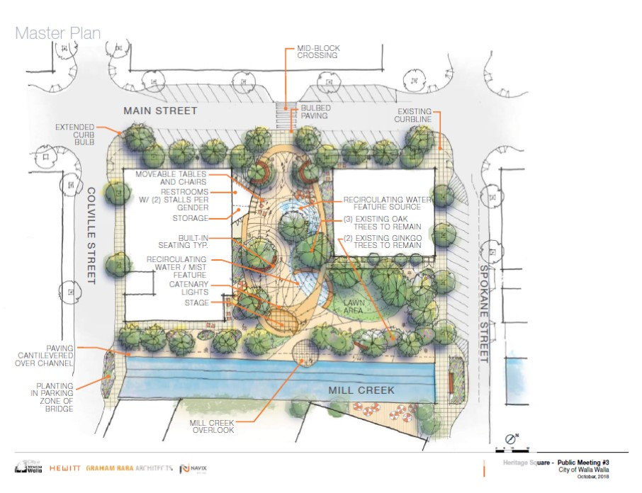 Heritage Square Final Design Concept