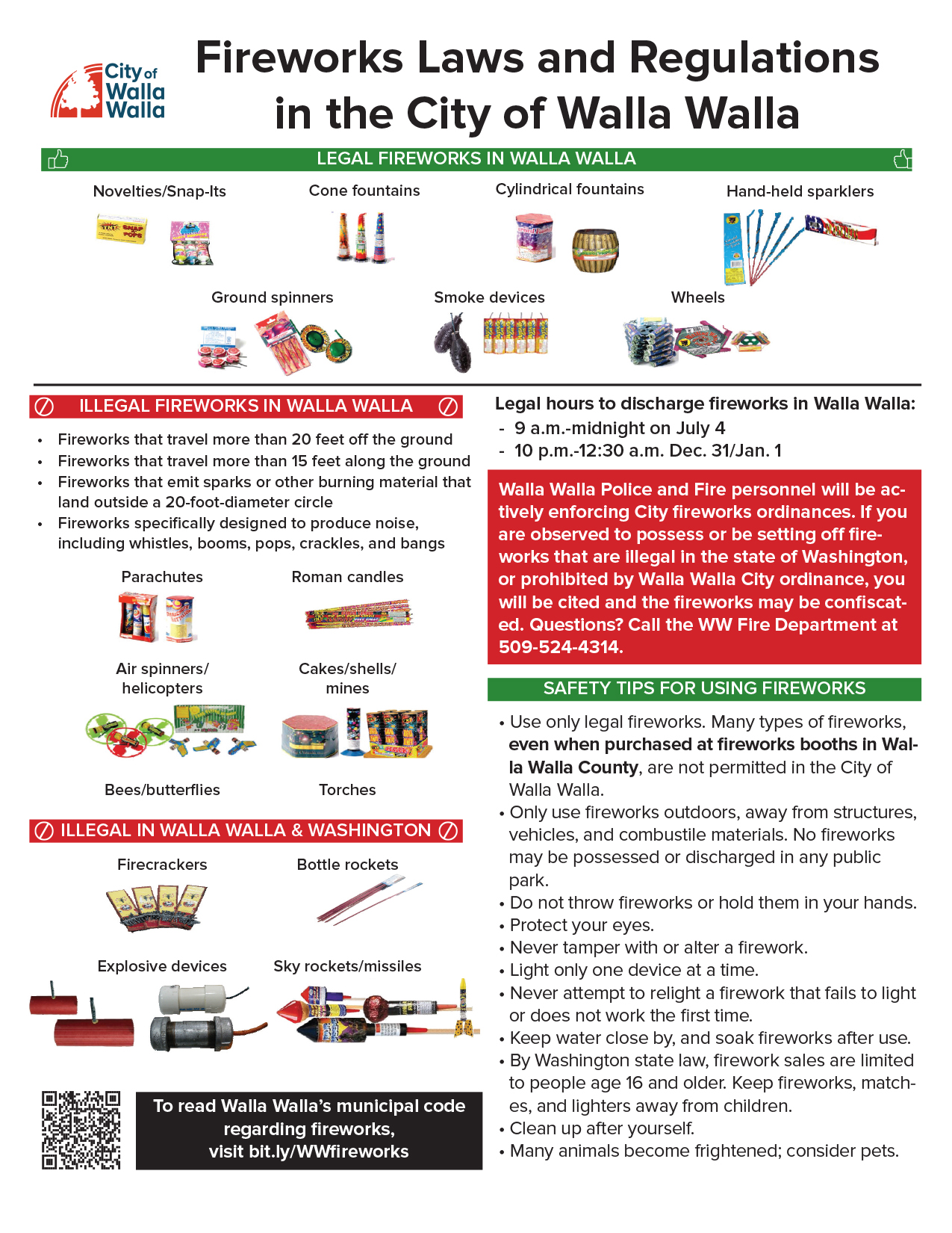 Fireworks handout for stands-1