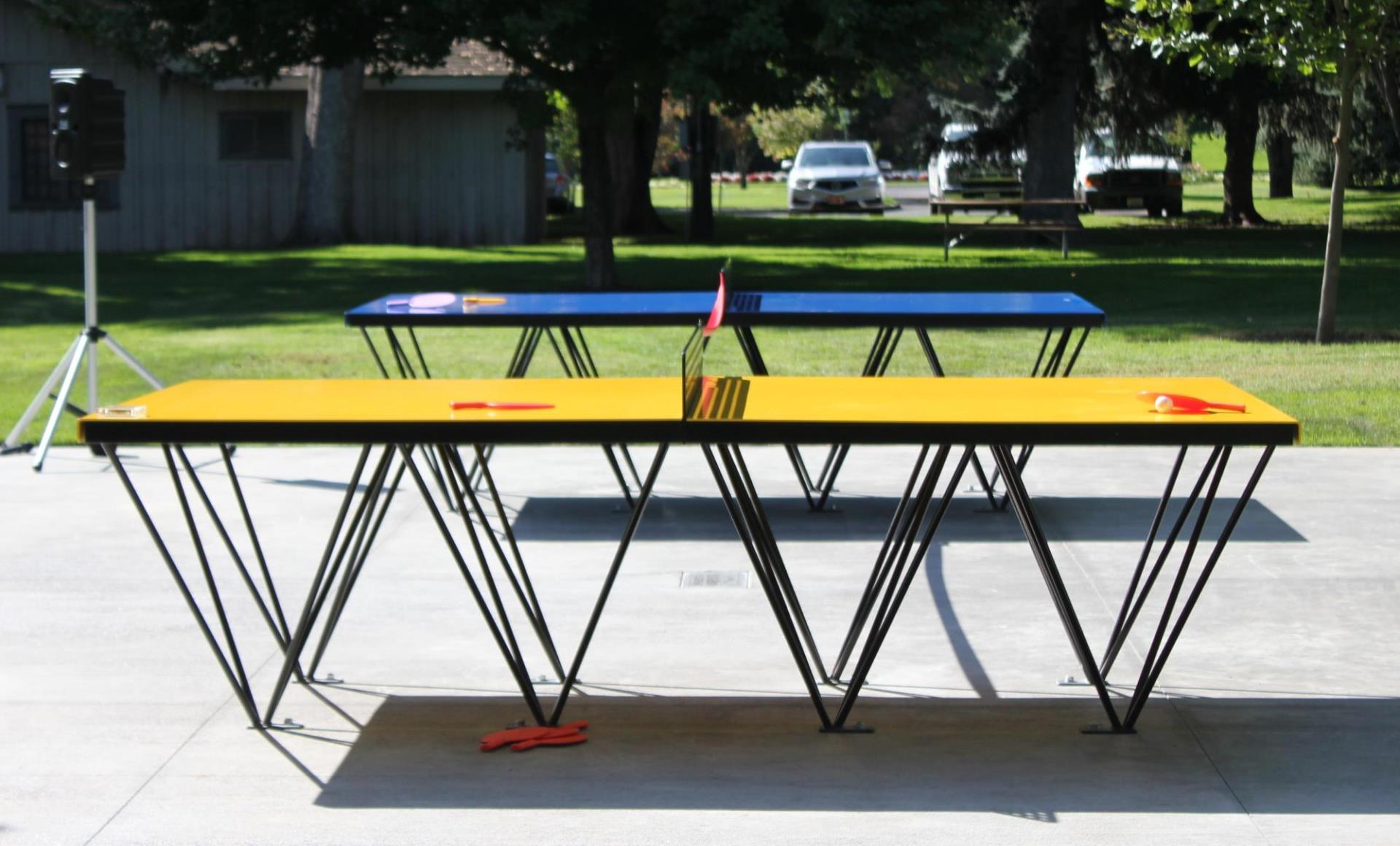 Pioneer Park Ping Pong Tables (60)