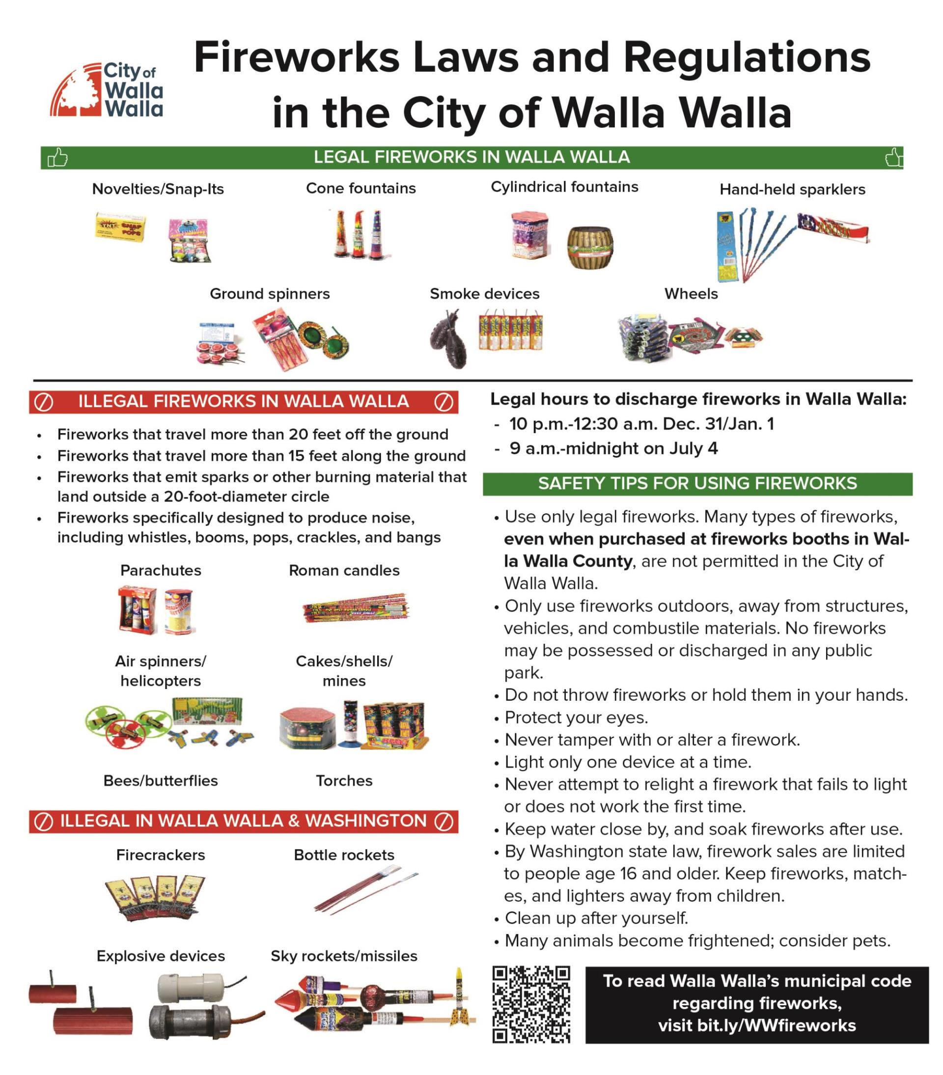 Fireworks handout English
