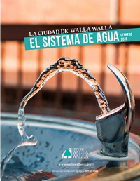 water brochure spanish