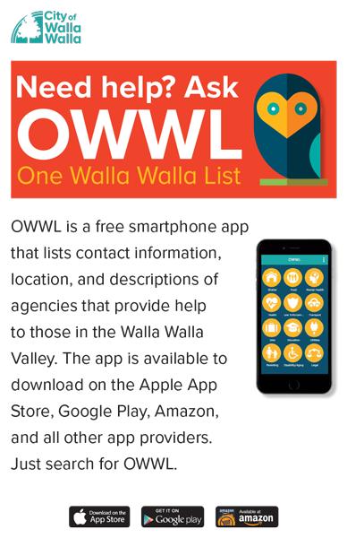 Owwl City Of Walla Walla