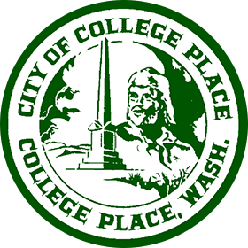 College Place logo