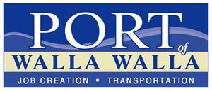 Port of Walla Walla logo