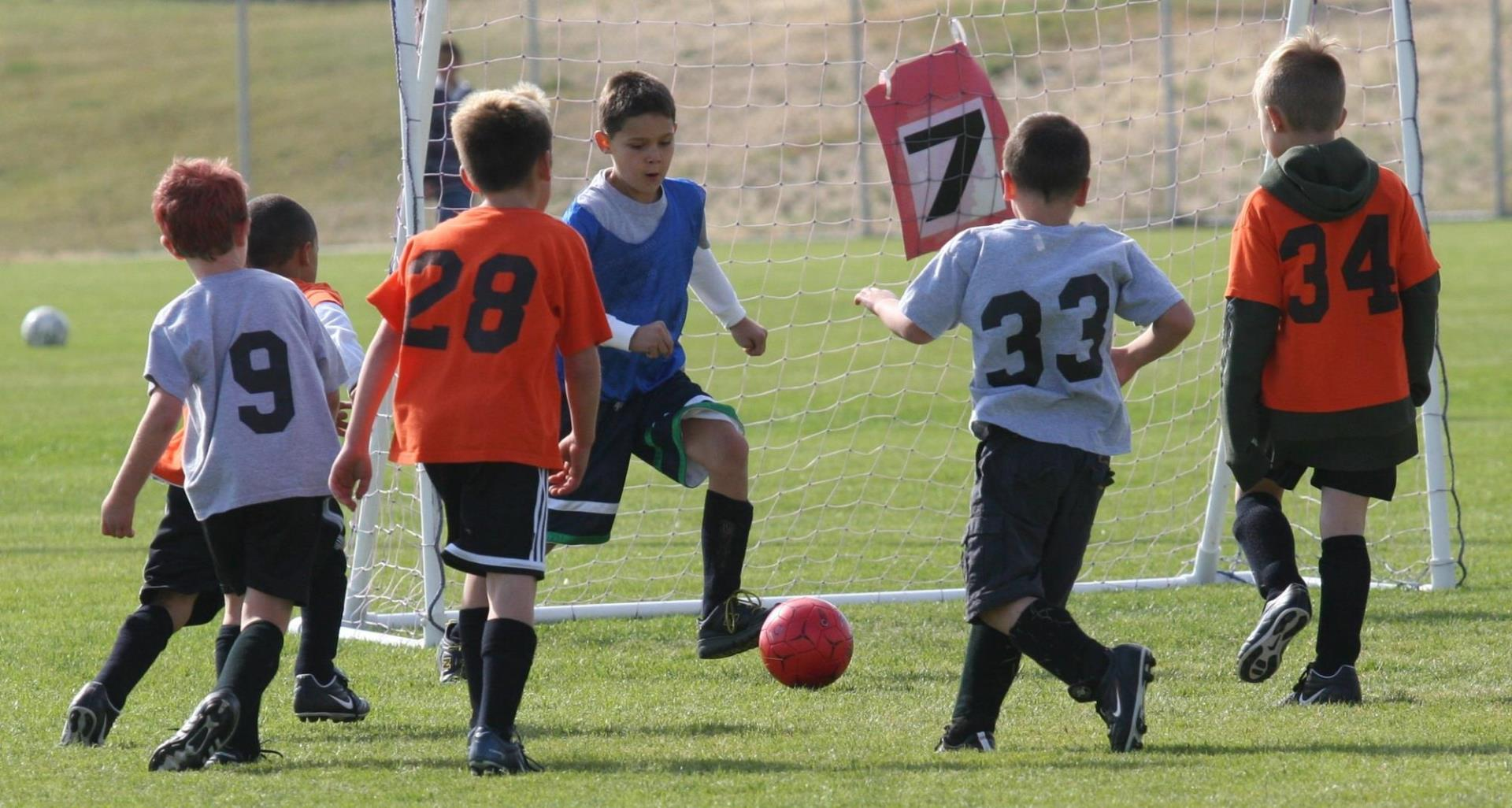 Fall 2007 Fall Youth Soccer City of Walla Walla